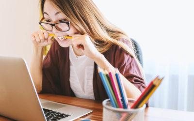 Erfolgreich Online-Seminare geben: Herausforderungen in Online-Trainings
